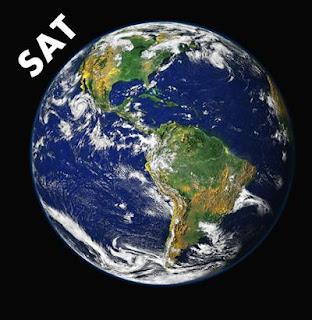 Pogoda satelitarna - Mapa
