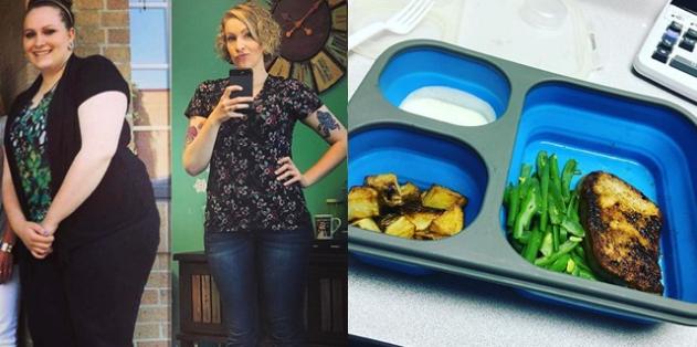 Wanita Ini Diet dan Sukses Turun 50 Kg