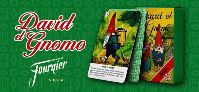 Baraja David el gnomo (H. Fournier, 1985)