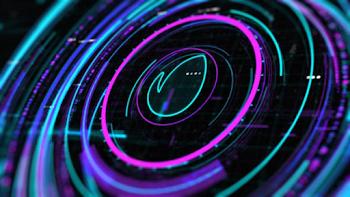 Sci-Fi HUD Intro