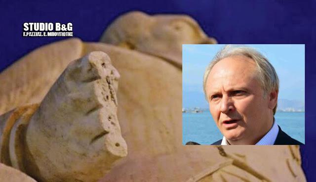Παρέμβαση Ανδριανού στη Βουλή για την αποκατάσταση του Αγάλματος του Καποδίστρια στο Ναύπλιο