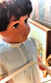 Muñeca francesa de feria