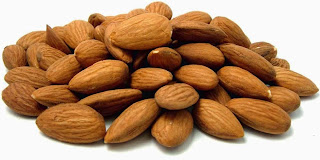 lose weights with almonds