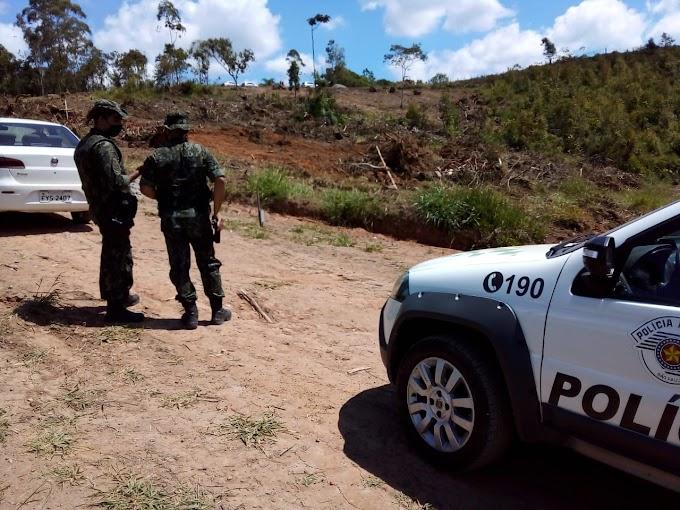 POSTO EM LIBERDADE PELA JUSTIÇA GRUPO ACUSADO DE CRIME AMBIENTAL EM BIRITIBA MIRIM