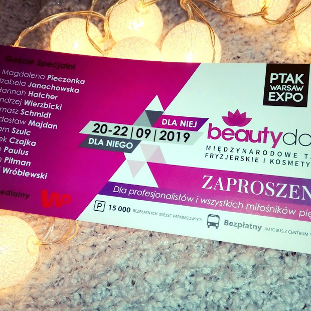 Szybkie rozdanie - bilet na Beauty Days