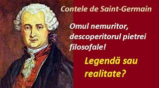 Legenda lui Saint-Germain, contele nemuritor