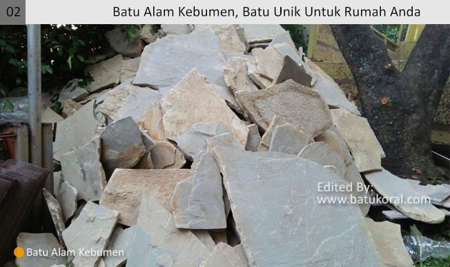jual batu kebumen