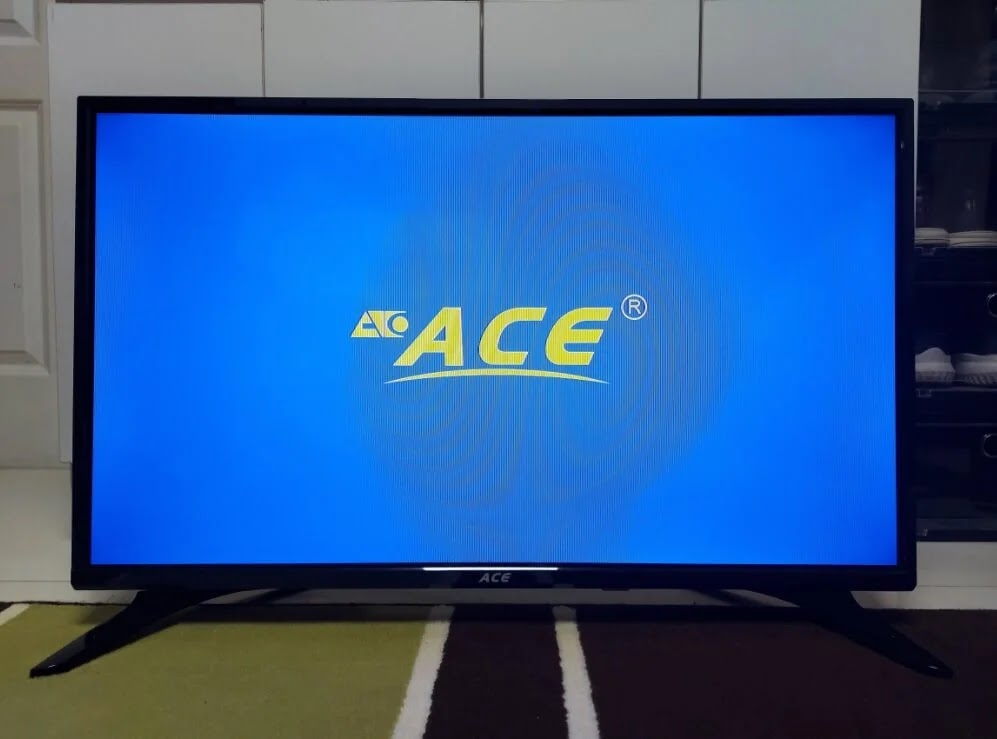 ACE 32-Inch Slim LED TV (LED-808 DN4) Review; Decent TV on a Budget