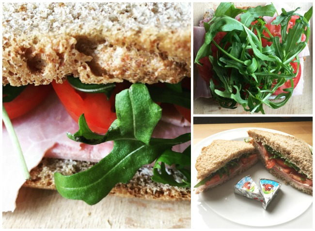 slimming-world-weigh-in-12-collage-images-of-ham-tomato-and-rocket-sandwich