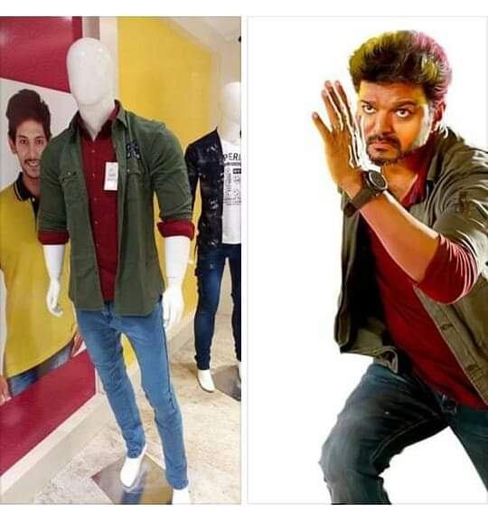 96-trisha-dress-sarkar-vijay-dress