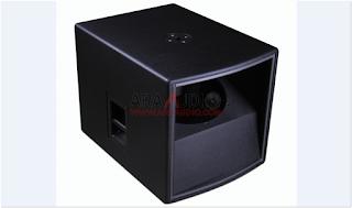 Skema Box Sub Monitor 18 Beyma SB18