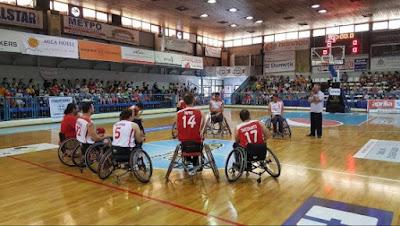 Στην Σίνδο το 18ο Final Four Καλαθοσφαίρισης με αμαξίδιο