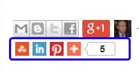 Sosyal paylaşım düğmelerini yapılandırın