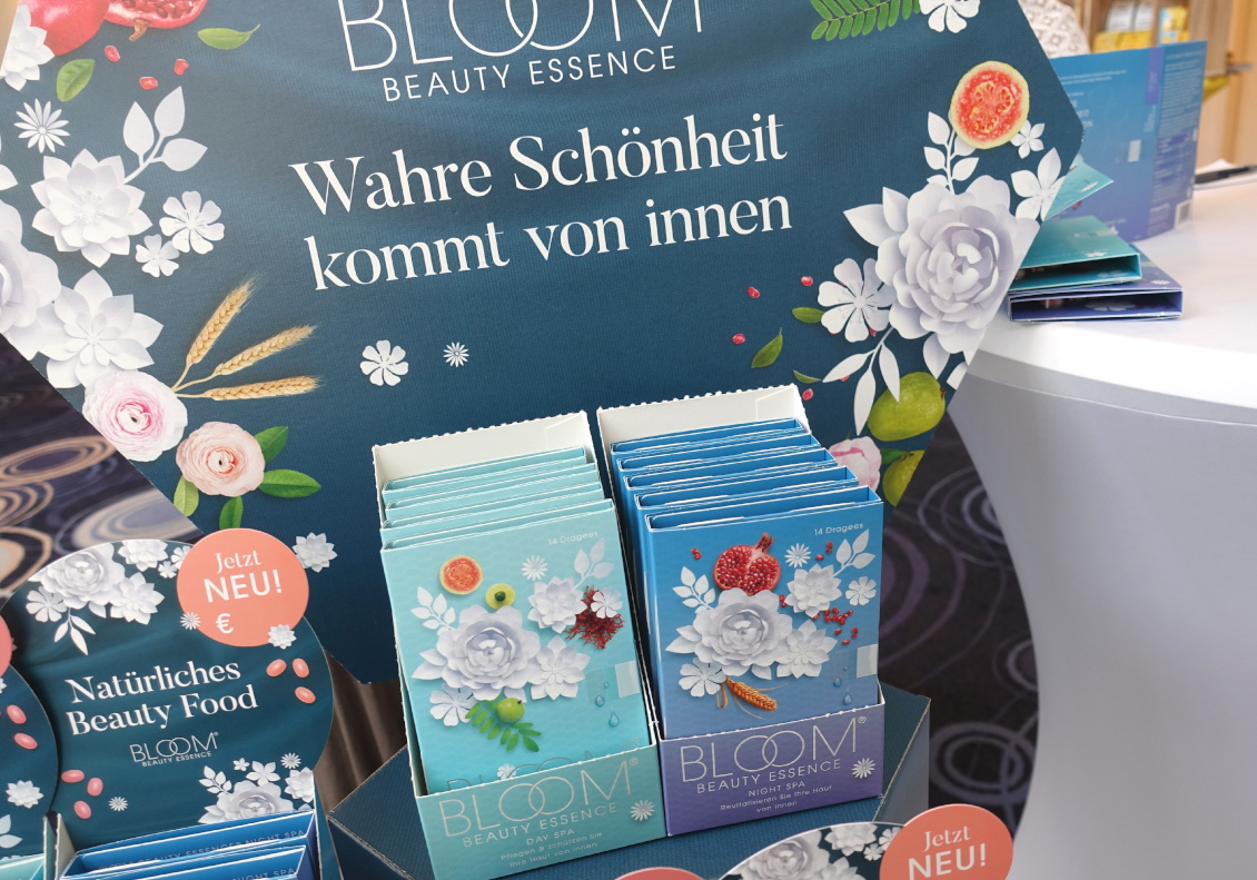 beautypress Blogger Event Mai 2019 Frankfurt Eventbericht - BLOOM Beauty Essence