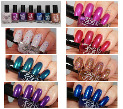 Girly Bits Cosmetics Codename: Duchess Collection