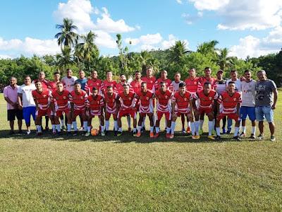 Seleção de Jequié goleia Itajuru e se prepara para a Copa Inter Vale de Futebol
