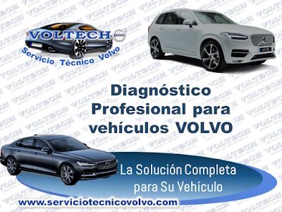 Diagnostico Volvo Voltech