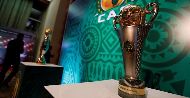المصري سوف يلعب في الكونفدرالية في حالة تأجيل الدوري المصري caf