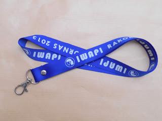 6 Jenis Tali ID Card yang Paling Sering Digunakan