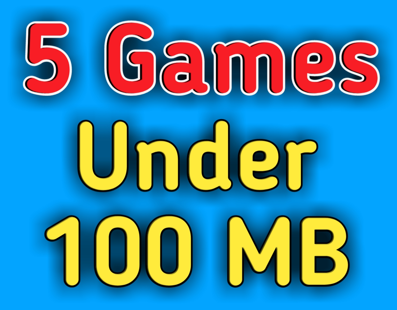 best open world games for android under 100mb,best offline android action games under 200mb,highly compressed android games under 100mb