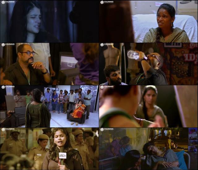 Aruvi 2020 Hindi Dubbed 720p WEBRip