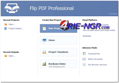 FlipBuilder Flip PDF Professional 2.4.6.8 Full