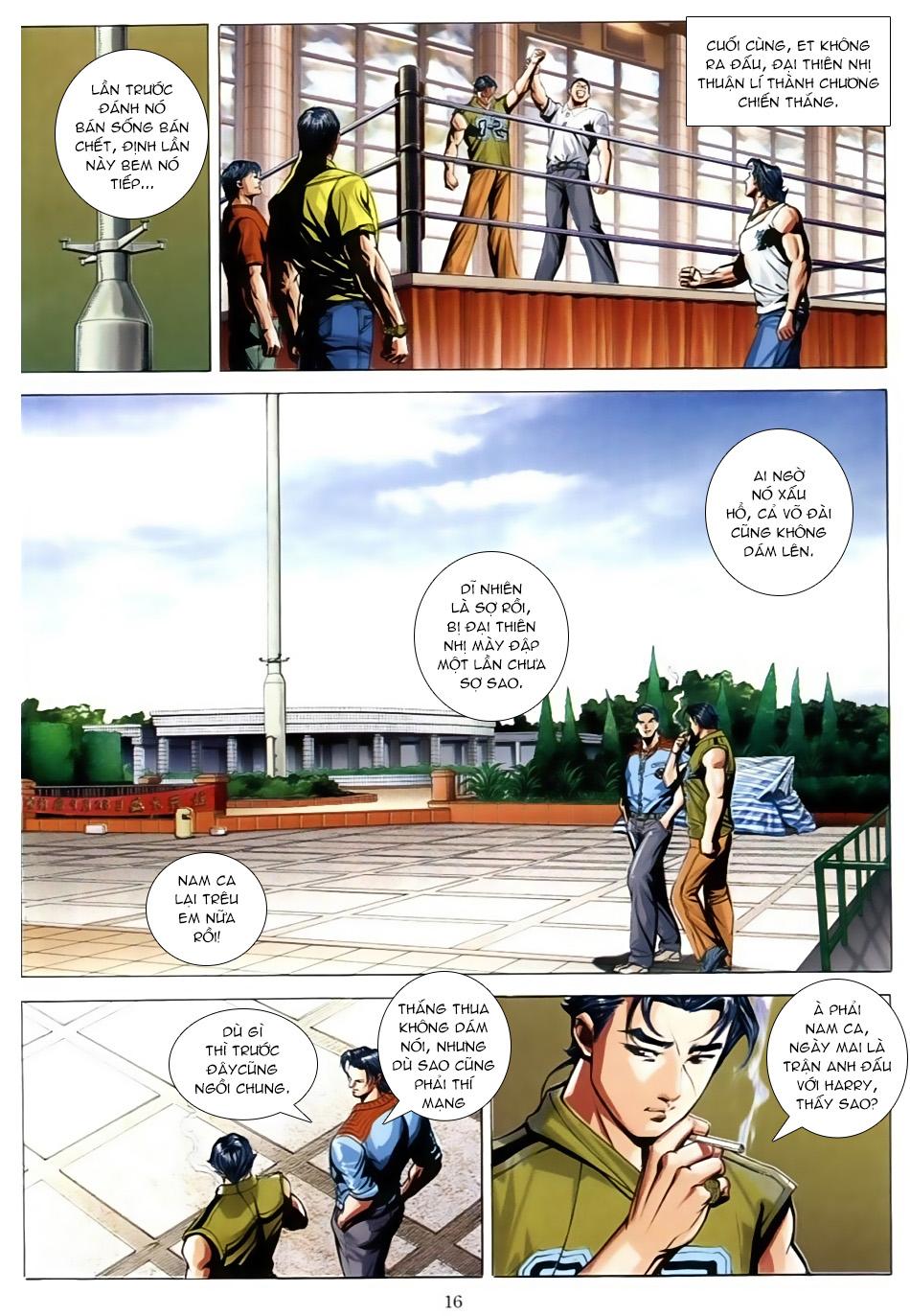 Người Trong Giang Hồ Chap 619 - Truyen.Chap.VN