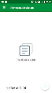 Membuat rencana kegiatan pada aplikasi E-PAI