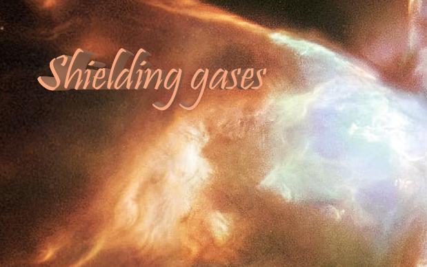 Shielding gases