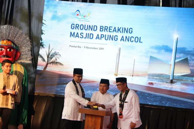 Pembangunan Masjid Apung Ancol Habiskan Dana Rp 50 Miliar, Ini Teknologi Bakal Digunakan