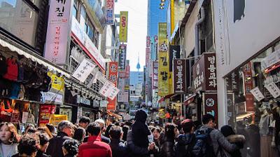 Belanja Seru Di Korea Selatan