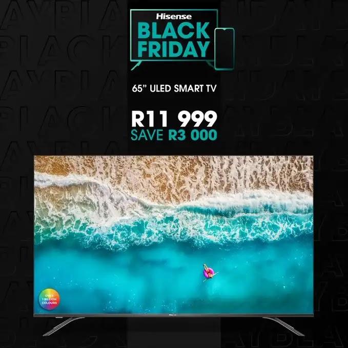 Hisense 65-inch 4K ULED – B8000 TV