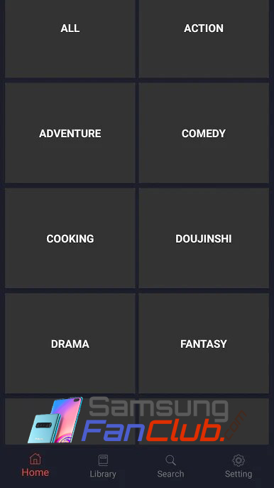 Top 10 Best Manga Reader Android Apps for Samsung Mobile Phones