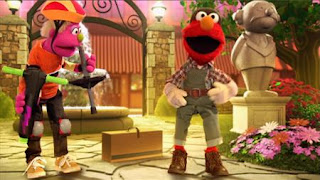 Elmo the Musical Repair Monster the Musical, Sesame Street Episode 4410 Firefly Show season 44