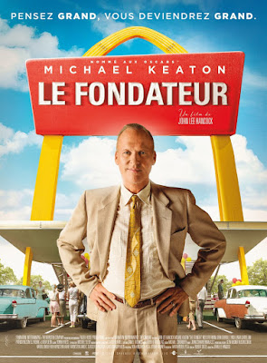 The Founder International Poster