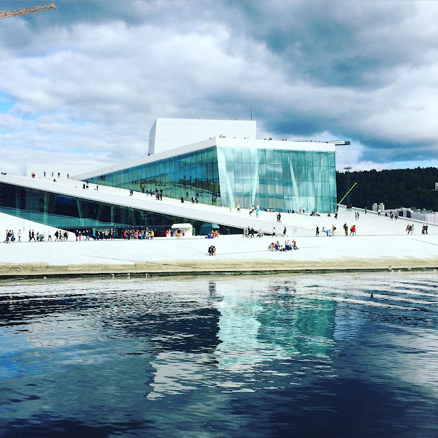 Norwegian City Break - Oslo