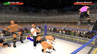 Wrestling Revolution 3D apk mod