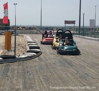 Super Karts Go Kart Racing in Wildwood, New Jersey