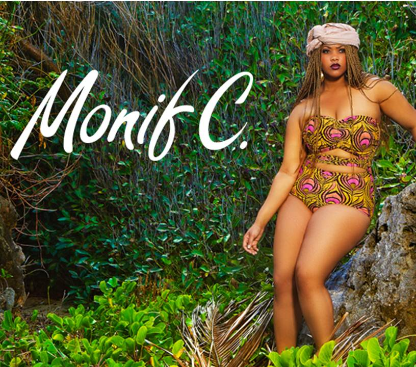 MonifC Swim Collection, Plus Size Bikini, Fatkini, Plus Size Swimwear
