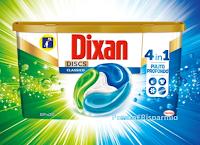 Ricevi gratis un campione omaggio di Dixan DISCS 4in1
