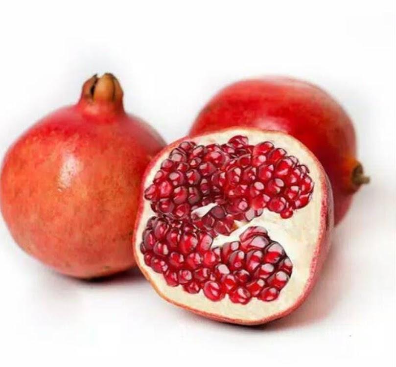 Delima Merah Pomegranate Sumatra Barat
