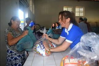 Prefeitura de Cumbe garante o tradicional peixe da Semana Santa para as famílias carentes do município