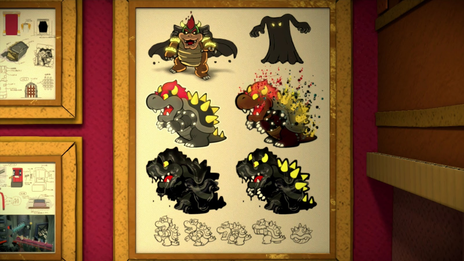 Spoiler Learn Some Curious Concept Art That Can Be Unlocked In