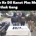 Dillee Ke Dil Kanot Ples Mein thak-thak Gang Se Rahen Bach Kar, Gire Rupaye Uthaane ka Laalach Pad Sakata Hai Bhaaree!