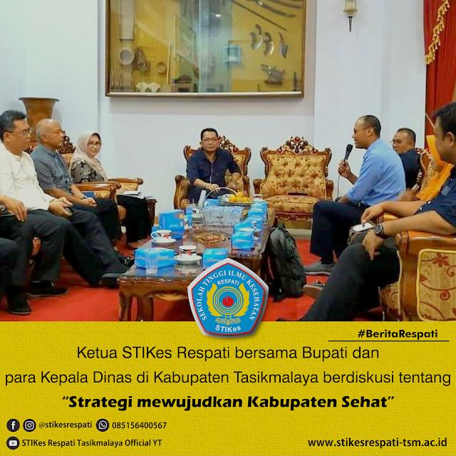 Strategi Mewujudkan Kabupaten Sehat