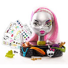 Monster High Just Play Silver Head Anti Styling Head Figure