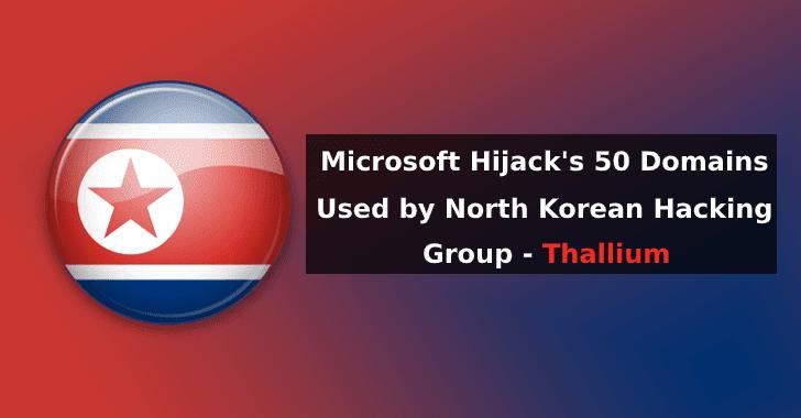 Thallium hacker group