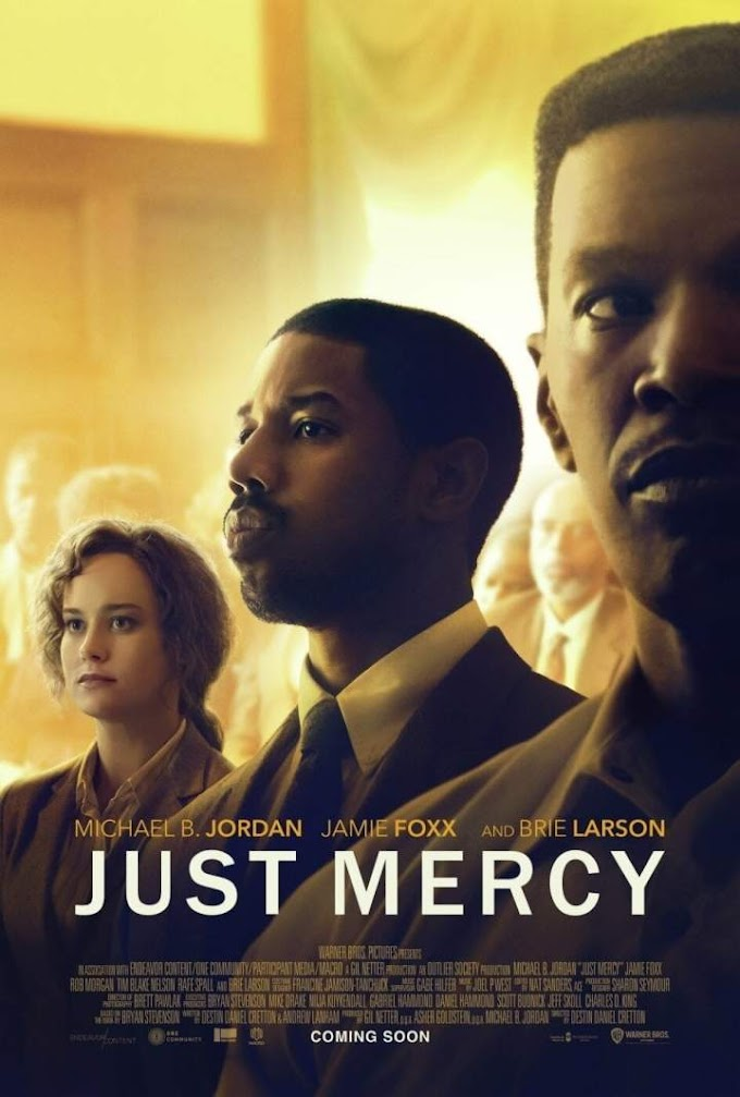 Movie : Just Mercy ( 2019 ) [ DVDScr]