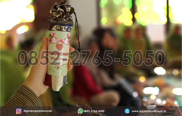 sajadah souvenir pengajian, sajadah murah untuk souvenir, 0852-2765-5050