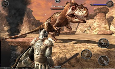 game Ravensword: Shadowlands 3D RPG Mod Apk + Obb Full Data v1.3 Latest Android